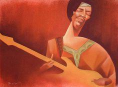 Famous Musician Portraits