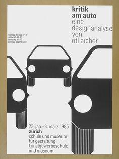 All sizes | Kritik am auto | Flickr - Photo Sharing! #otl #aicher