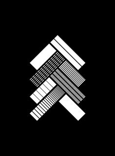 UCA by Spin #logo #logotype #mark #symbol #shapes