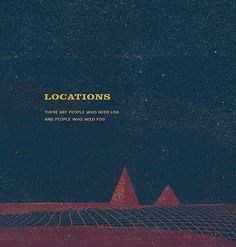 Matthew Lyons #lyons #illustration #matthew #locations