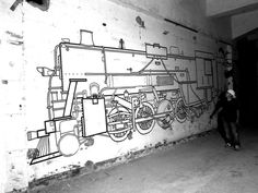 photo #train #tape #design #illustration #art