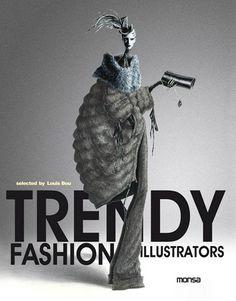 trendy fashion illustrations #cover #illustration #fashion #elena #magazine #arturo