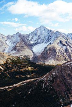 by Julian Bialowas #photography #mountain #snow