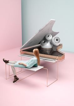 Bloom Maestro by Benoit Challand and Simon Duhamel