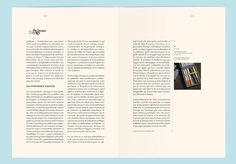 Editorial Magazine Layout Page