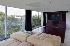 Cinematographer's House by Inside Out Architects #modern #design #minimalism #minimal #leibal #minimalist