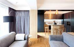 Urban Dwelling by Rosu-Ciocodeica - #decor, #interior, #home