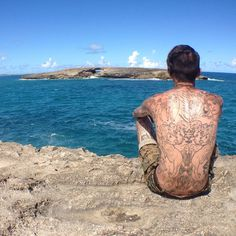 Hawaii is everything #tattoo