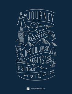 Journey-navy-print