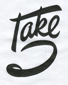 Take 5 #no