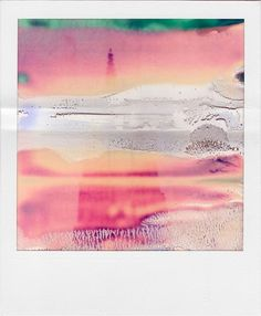 Ruined Polaroid by William Miller