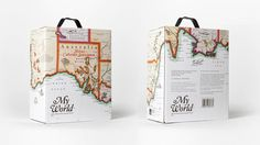 Olsson Barbieri via www.mr cup.com #packaging #type #print #illustration