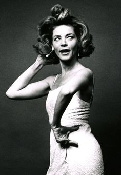 Lauren Bacall #photography