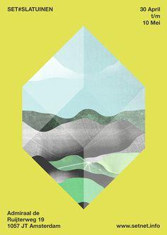 Glasshouse, Cube, Illustration