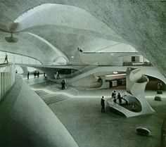 WANKEN - The Blog of Shelby White » Mid-Century Interior Design Flashback #interior #future #architecture