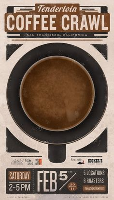 JasonPermenter.jpeg 600×1047 pixels SARAH_ LOOK AT TOP BANNER #texture #illustration #poster #coffee #typography