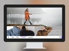 Kris E-Commerce Template by hezytheme