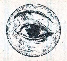 A BROKEN HEART IS BLIND #illustration #vintage