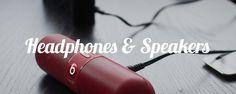 UnknownTop 10 Headphones & Speakers Gadgets