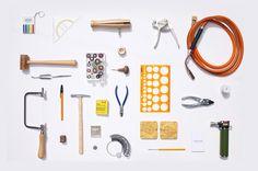 SUBMISSION: Jewellery Tools IDAMARI #organized
