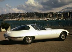 Bertone 11 #industrial #retro #car #bertone