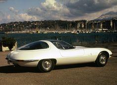 Bertone 11 #industrial #retro #car #bertone
