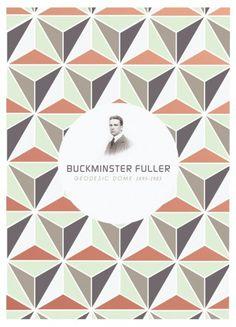 Personal Work - Tati #buckminster #geometry #fuller #poster