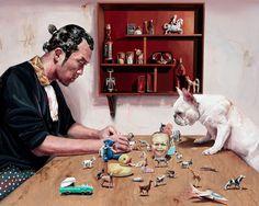 Shih Yung-Chun | PICDIT #painting #artist #design #art