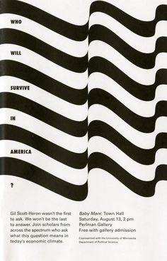 Designersgotoheaven.com Pedro Reyes' Baby Marx Is Pretty in Pink. #gil #heron #white #flag #stripes #black #scott #poster #and #america
