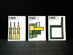 Graphical House - Derek Welsh Studio #identity