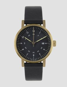 VOID   Watches   V03D GOBLBL #mens #void #wearable #watch #style