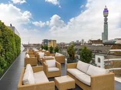 terrace by Oktra & Direct Painting Group