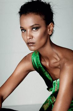 Liya Kebede by Collier Schorr for Document Journal #model #girl #photography #portrait #fashion #beauty