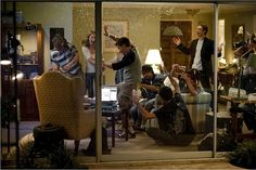 film decor - Set Decorators Society of America #interior #design #set #the #network #film #social