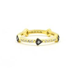 Arrow Station Ring – Freida Rothman | Price: $50.00 | Product details @ https://bit.ly/2JauWrP. Buy now! #Rings #Jewelry #Fashion #FreidaRothman #NYC #NewYork #Brooklyn