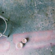 Ceramics by Andrea Roman, London - A R ceramics - Pic by Anna Jacobsen #ceramics #pottery #andrea #roman