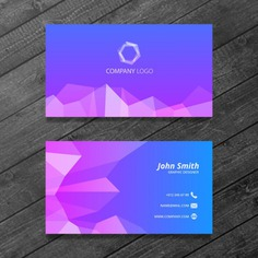 Polygonal business card Free Psd. See more inspiration related to Logo, Business card, Mockup, Business, Abstract, Card, Template, Geometric, Office, Visiting card, Shapes, Polygon, Presentation, Stationery, Corporate, Company, Modern, Branding, Polygonal, Visit card, Geometric shapes, Print, Identity, Brand, Abstract shapes and Polygons on Freepik.