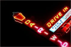:: aphotoaday.ca #in #photography #drive #neon