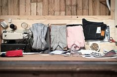Huckberry | Field Trip: The Life of A Taylor Stitch Shirt #fashion