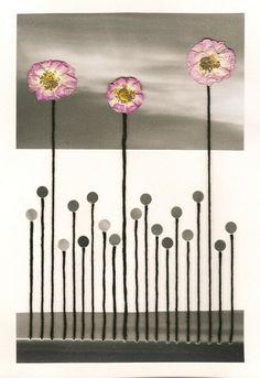 seaflowers2.jpg #flower #illustration