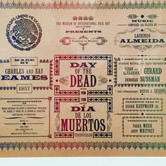 #lacma #dayofthedead #charlesandrayeames #foundintranslation #typography