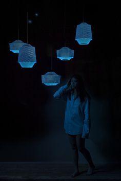 Loena Lantern by Ontwerpduo a magical source of light- www.homeworlddesign. com (3) #lighting #lamps