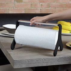 Tritow Paper Towel Holder #tech #flow #gadget #gift #ideas #cool