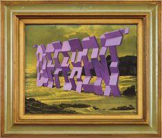 Wayne White | PICDIT #design #graphic #painting #art #colour