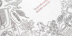 Klapa Kastav, CD Packaging- TheDieline.com - Package Design Blog #croatian #line #packaging #foreign #illustration #music