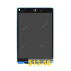 12 #Inch #Writing #Board #Children'S #lcd #Electronic #Drawing #Board #Tablet #Message #Bo #- #SEA #BLUE