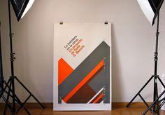 Lamosca #design #swiss #poster