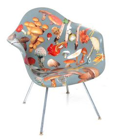 Phillip Estlund mushroom chair.jpg #chair #furnitures