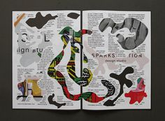"""Ordinary Report 02"" is a collaborative project Between Seoul design studio Ordinary People, and editor Jongsori Kim.  http://www.ordinarype"