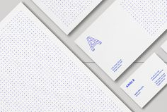 Angle by Studio SP–GD #logo #logotype #stationary #print #graphic design